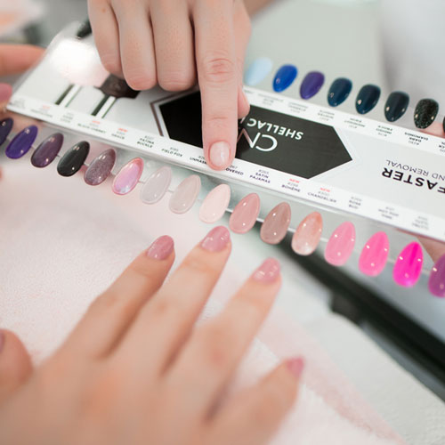 Shellac Fingernägel Kosmetikstudio Lima Beauty 6