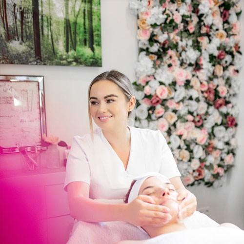 Gesichtsmassage Kosmetikstudio Lima Beauty